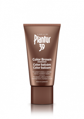 Barevný balzám Color Brown 150ml