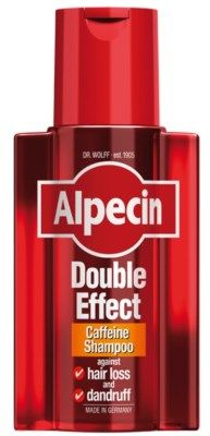 Double Effect Caffeine Shampoo